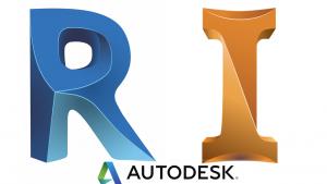 Revit Inventor Logo