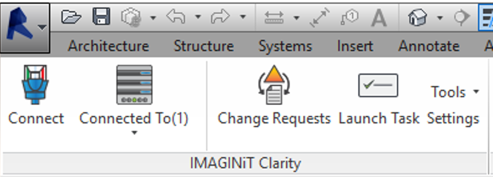 IMAGINiT Clarity change requests 2