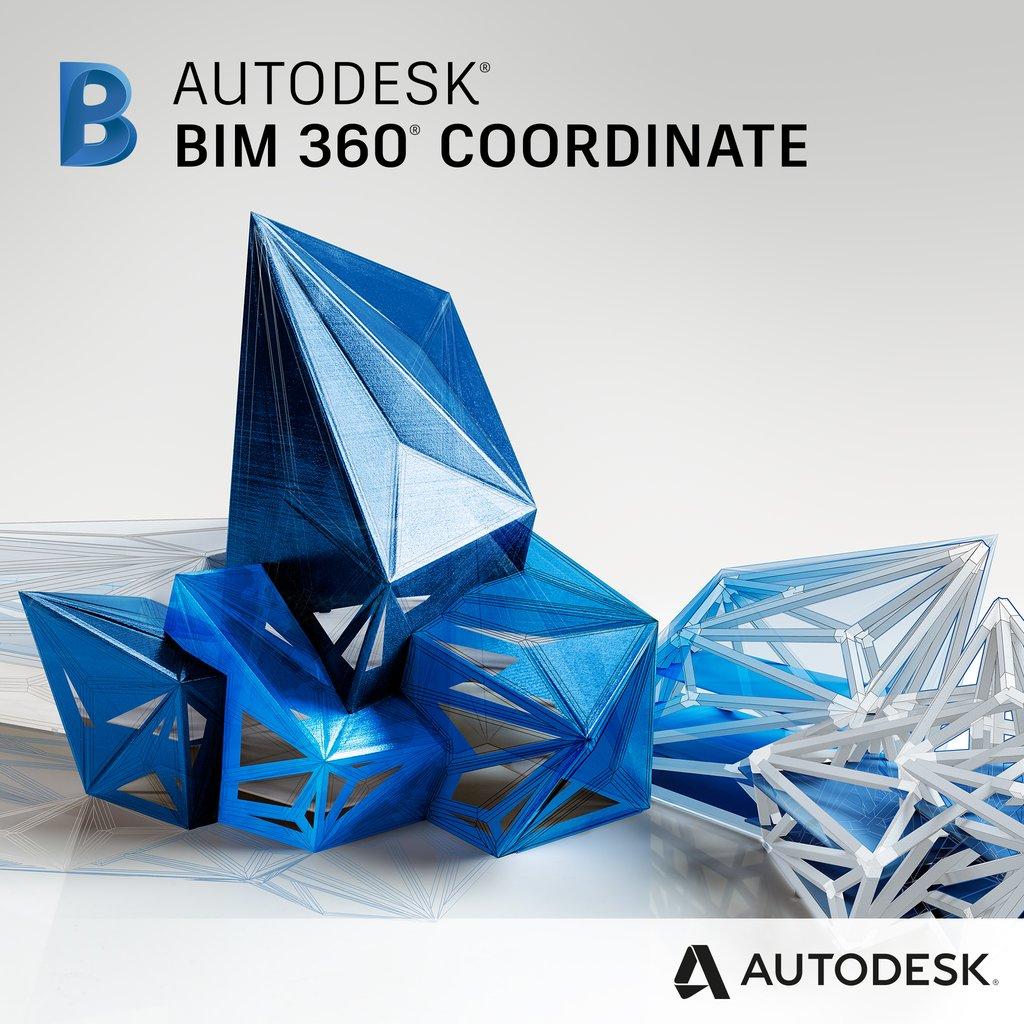 bim 360 coordinate badge