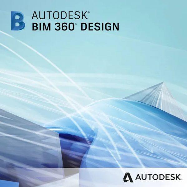 BIM 360 Design - Packs - 10 Subscription CLOUD Commercial New Annual Subscription