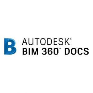 BIM 360 Docs - Packs - 10 Subscription CLOUD Commercial New 3-Year Subscription