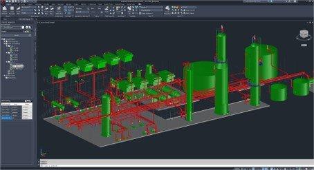 Design Consulting AutoCAD Plant 3D thumb