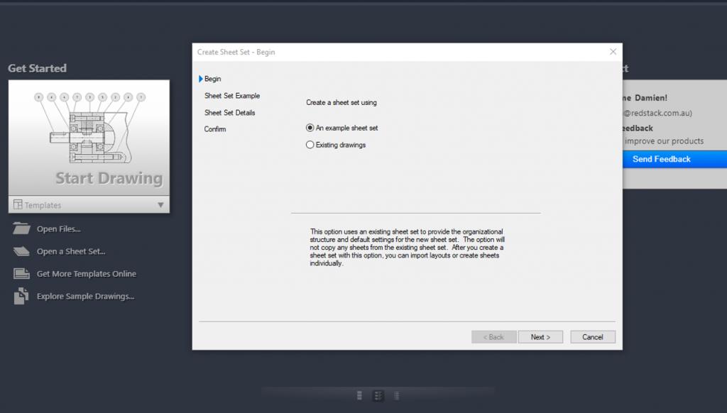 Design Consulting Autodesk AutoCAD Templates