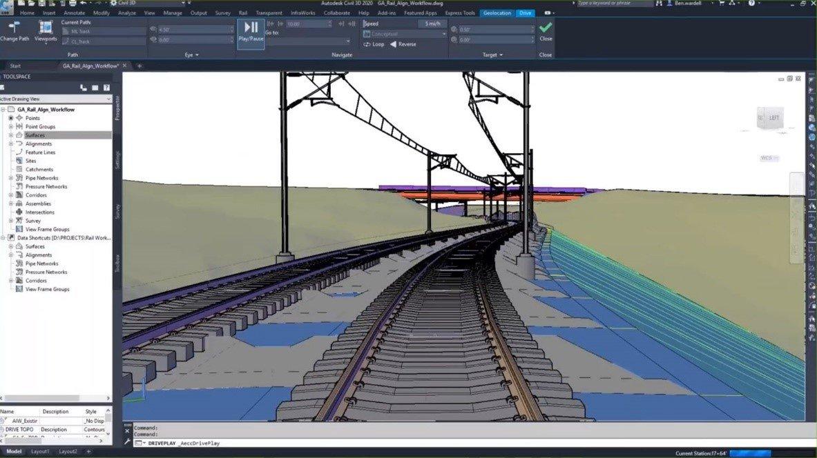 Design Consulting Autodesk Civil 3D