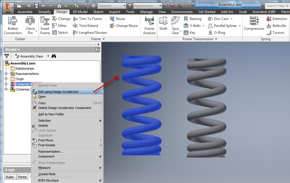 Design Consulting Autodesk Inventor Professional Design Accelerators