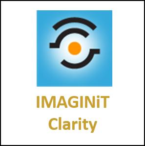 IMAGINiT Clarity Logo