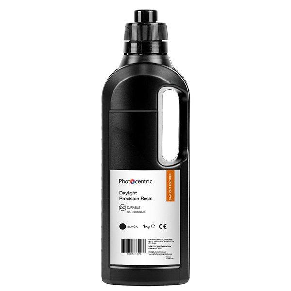 Photocentric Daylight Precision Durable Black Resin 1kg