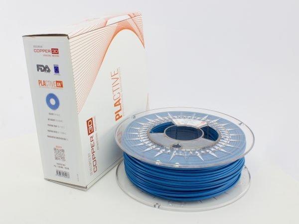 Copper3D PLActive Antibacterial Filament 2.85mm Sky Blue