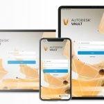 Design Consulting Autodesk Vault mobile app