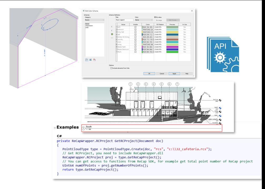 Revit 2022 API