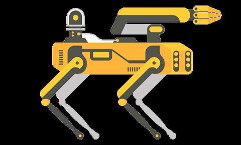 Anisoprint Robot Legs 2