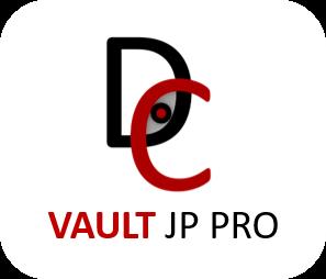 JP Pro logo rounded