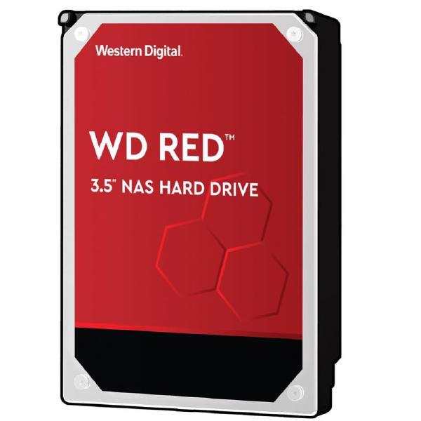 "WD HDD WD101EFBX 3.5"" Internal SATA 10TB Red"