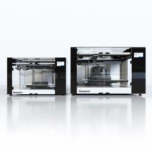 Anisoprint Composer A4 Composer A3 continuous carbon fiber 3D printer composite