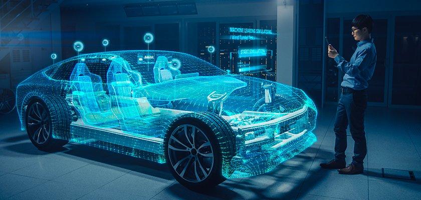 automotive big tech on wheels alias, iot