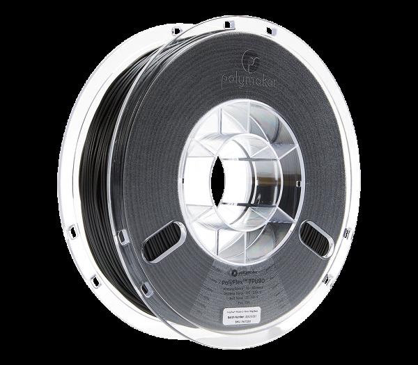PolyFlex TPU90 750g Black 175mm Main Spool