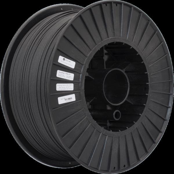 PolyMide PA6 CF 2kg Black 175mm